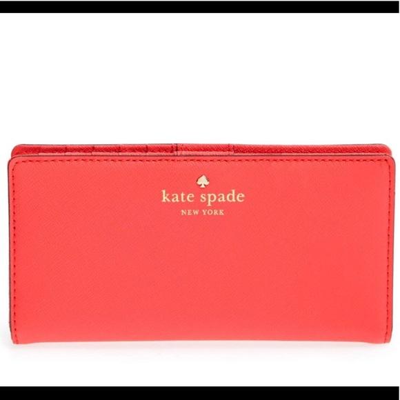 47edf5cd77f2e Kate Spade  cedar street - stacy  wallet. NWT